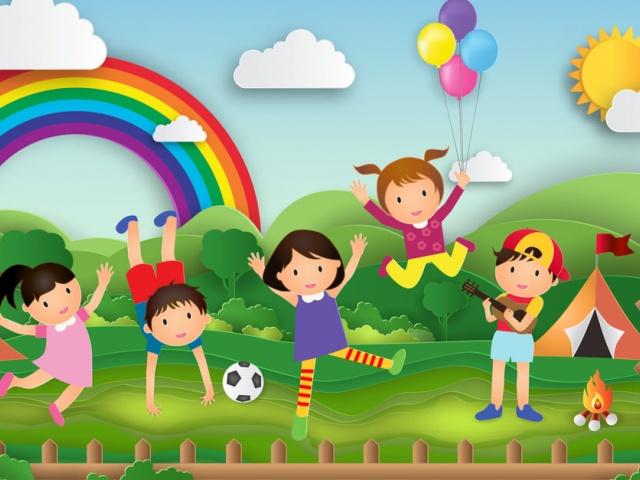 Детские сады открывают свои двери...
